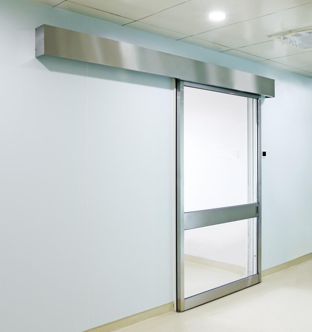 Puertas automaticas de cristal for Puerta corredera automatica vidrio